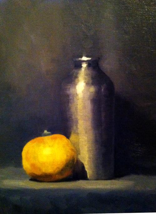 Aluminum & Lemon